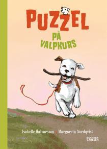 Omslagsbild för Puzzel på valpkurs