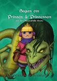 Omslagsbild för Sagan om prinsen & prinsessan och den fasansfulla Erene