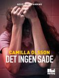 Cover for Det ingen sade