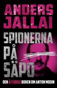 Omslagsbild för Spionerna på Säpo