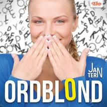 Cover for Ordblond