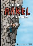 Omslagsbild för Riddar-Rakel och de tre stordåden