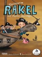 Omslagsbild för Sjörövar-Rakel och Kapten Snorfinger