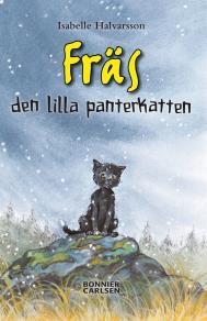 Omslagsbild för Fräs, den lilla panterkatten