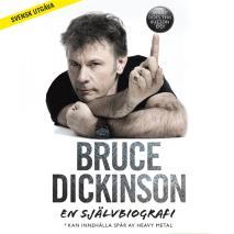 Cover for Bruce Dickinson: En självbiografi. What Does This Button Do?