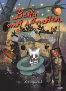 Omslagsbild för Betty mitt i natten