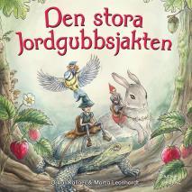 Cover for Den stora jordgubbsjakten