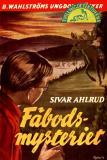 Omslagsbild för Tvillingdetektiverna 8 - Fäbods-mysteriet