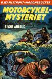 Omslagsbild för Tvillingdetektiverna 9 - Motorcykel-mysteriet