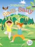 Cover for En yogasaga med Sam och Sally