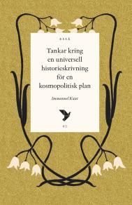 Omslagsbild för Tankar kring en universell historieskrivning för en kosmopolitisk plan