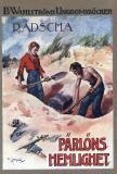 Omslagsbild för Pärlöns hemlighet - En äventyrshistoria från Söderhavet