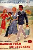 Omslagsbild för Barnen från Snigelgatan