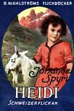 Omslagsbild för Heidi, Schweizerflickan