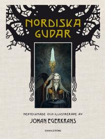 Cover for Nordiska gudar