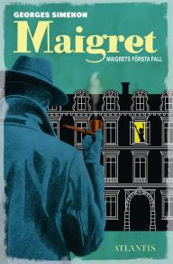 Cover for Maigrets första fall