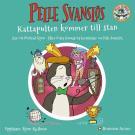 """Cover for Pelle Svanslös: Kattapulten kommer till stan : En av berättelserna från boken """"Berättelser om Pelle Svanslös"""""""