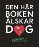 Cover for Den här boken älskar dig
