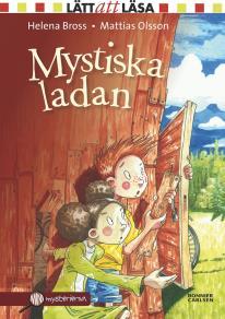 Cover for Mystiska ladan