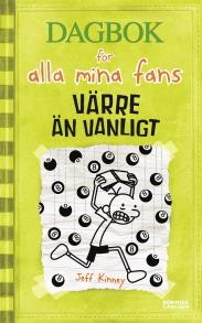 Cover for Värre än vanligt