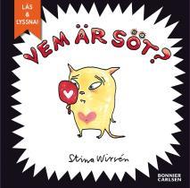 Cover for Vem är söt? (e-bok + ljud)