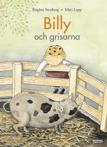 Cover for Billy och grisarna