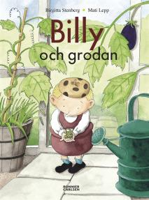 Cover for Billy och grodan