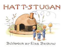 Cover for Hattstugan : En saga på vers med rim som barnen få hitta på själva