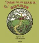 Cover for Sagan om den lilla lilla gumman