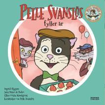Cover for Pelle Svanslös fyller år