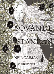 Cover for Den sovande och sländan