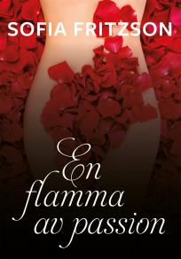Cover for En flamma av passion
