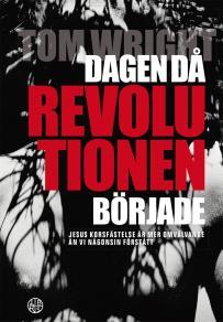 Omslagsbild för Dagen då revolutionen började