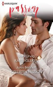 Cover for Kärleksleken/Otillåten passion