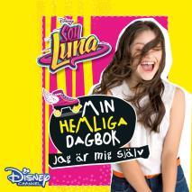 Omslagsbild för Soy Luna - Min hemliga dagbok
