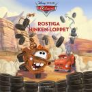 Omslagsbild för Bilar - Rostiga Hinken-loppet