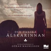 Cover for Den danska älskarinnan