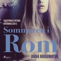 Cover for Sommaren i Rom - En kvinnas intima bekännelser 2