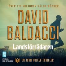 Cover for Landsförrädaren