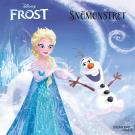 Cover for Frost - Snömonstret
