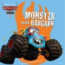 Omslagsbild för Bilar - Monstertruck Bärgarn