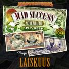 Cover for Mad Success - Seikkailijan self help 4 LAISKUUS