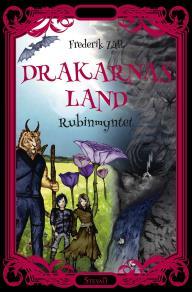 Omslagsbild för Drakarnas land - Rubinmyntet