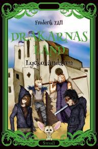 Omslagsbild för Drakarnas land - Lyckovändaren