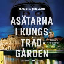 Omslagsbild för Asätarna i Kungsträdgården