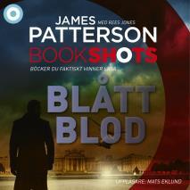 Omslagsbild för Bookshot: Blått blod