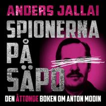 Cover for Spionerna på Säpo