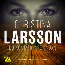 Cover for Du kommer inte undan