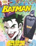 Omslagsbild för Batman. Jokerns glasskupp