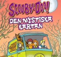 Omslagsbild för Scooby Doo - Den mystiska kartan